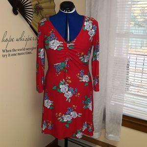 Bobbie Brooks tunic style mini dress